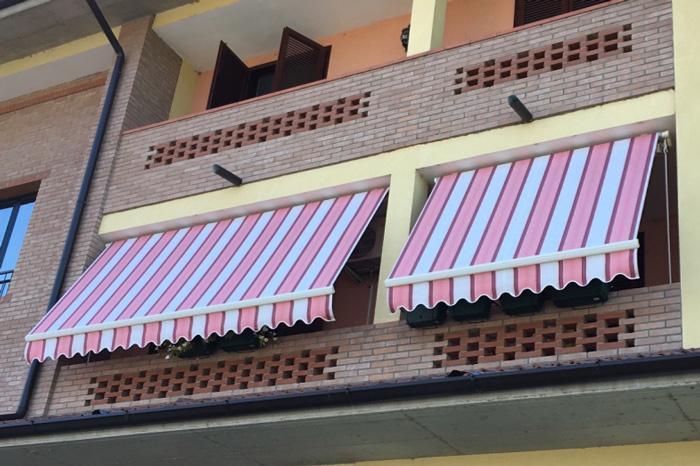 Tende Da Sole Per Balcone : Tende da sole garlasco vitrum srl
